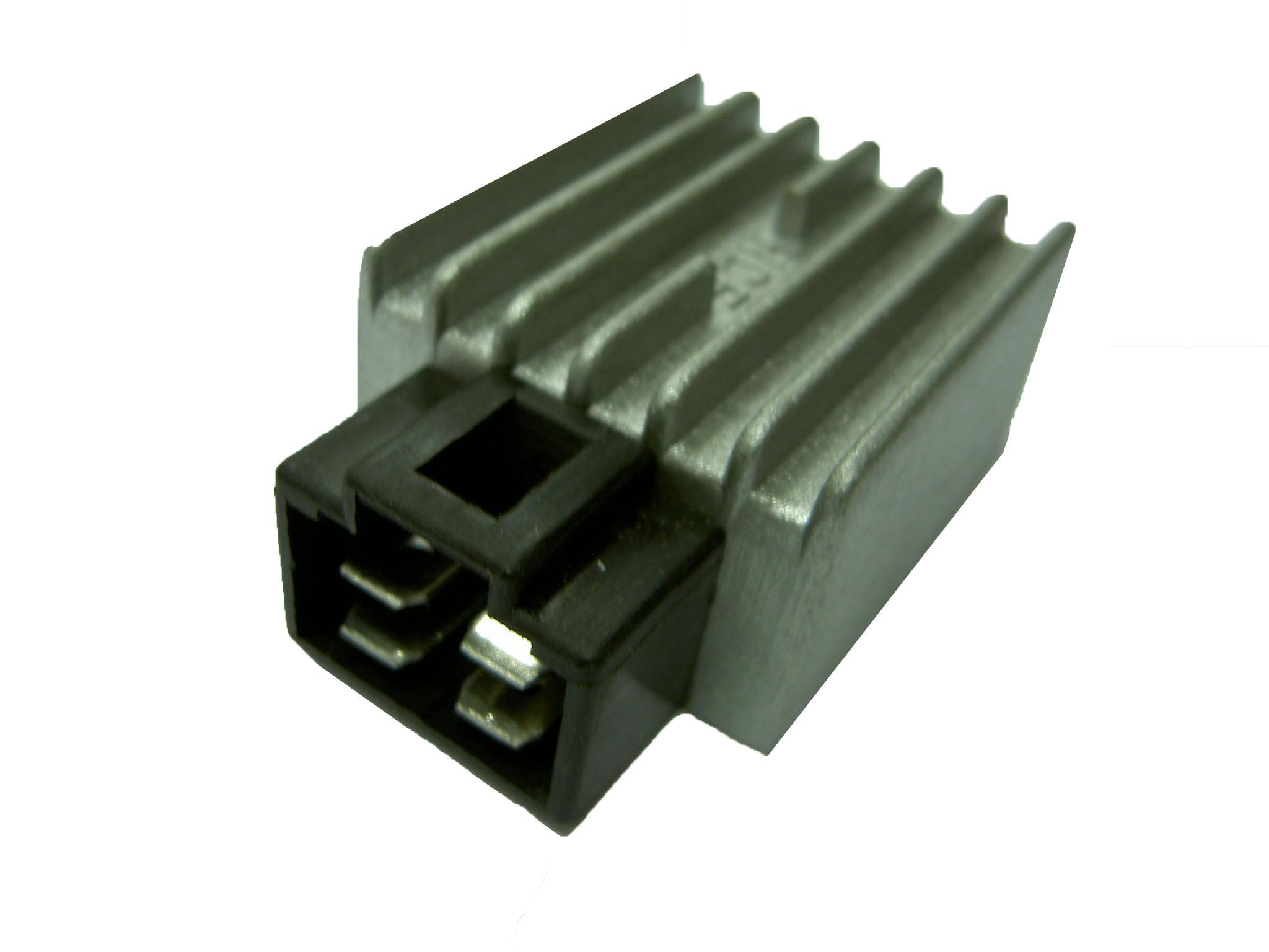 Электрооборудование Выпрямитель (регулятор напряжения).