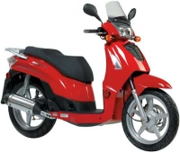 Kymco PEOPLE-S 200 AFI EU3